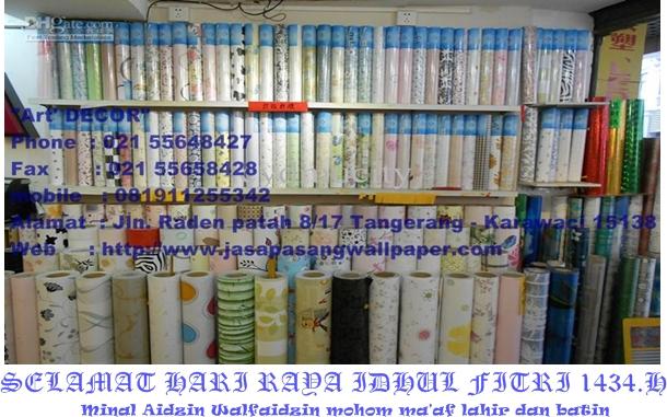 Supplier Dan Distributor Wallpaper Di Tangerang