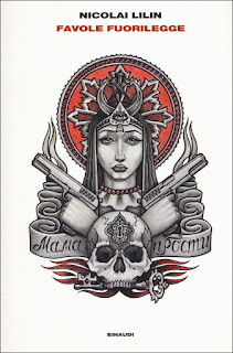 copertina Favole fuorilegge di Lilin