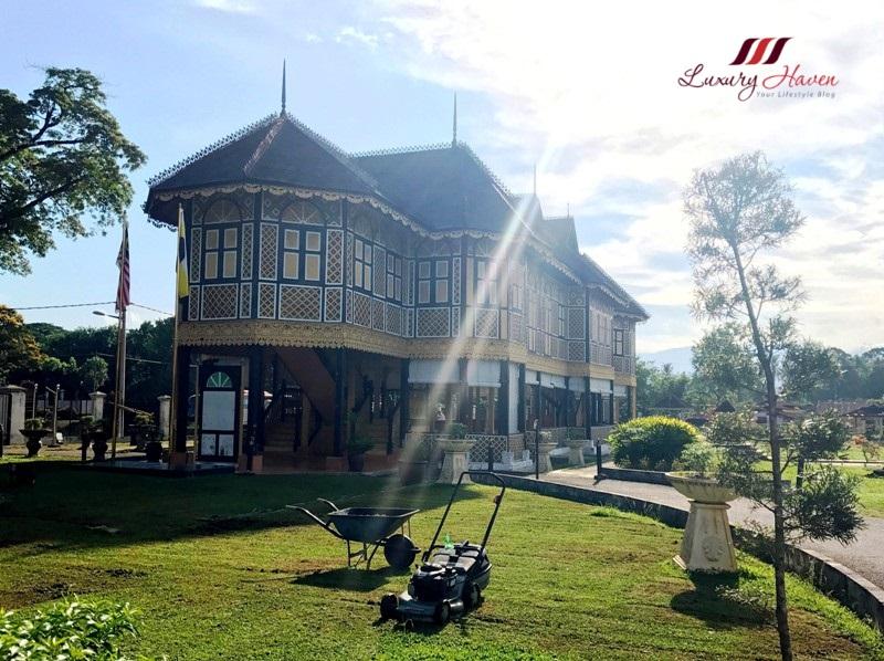 malaysia tourism royal museum of perak istana kenangan