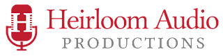 Heirloom Audio Productions Logo