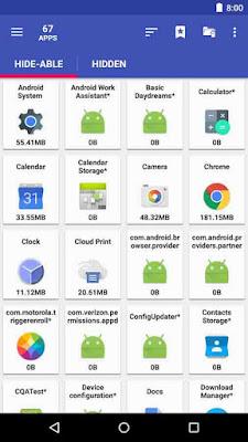 AppMgr III (App 2 SD) Apk Terbaru