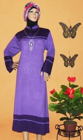 Gamis Kaos Simple GKM4616