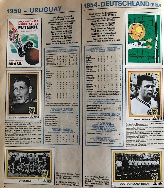 Figurine sezione storica Argentina '78