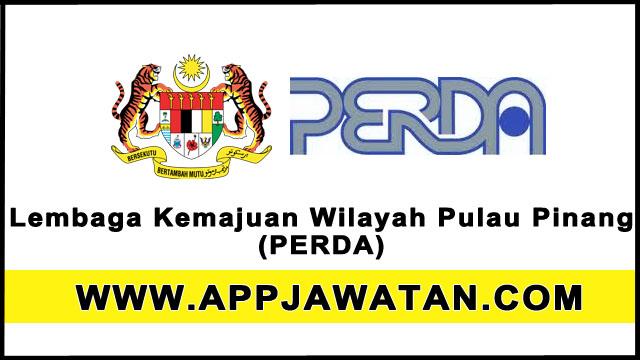 Lembaga Kemajuan Wilayah Pulau Pinang (PERDA)