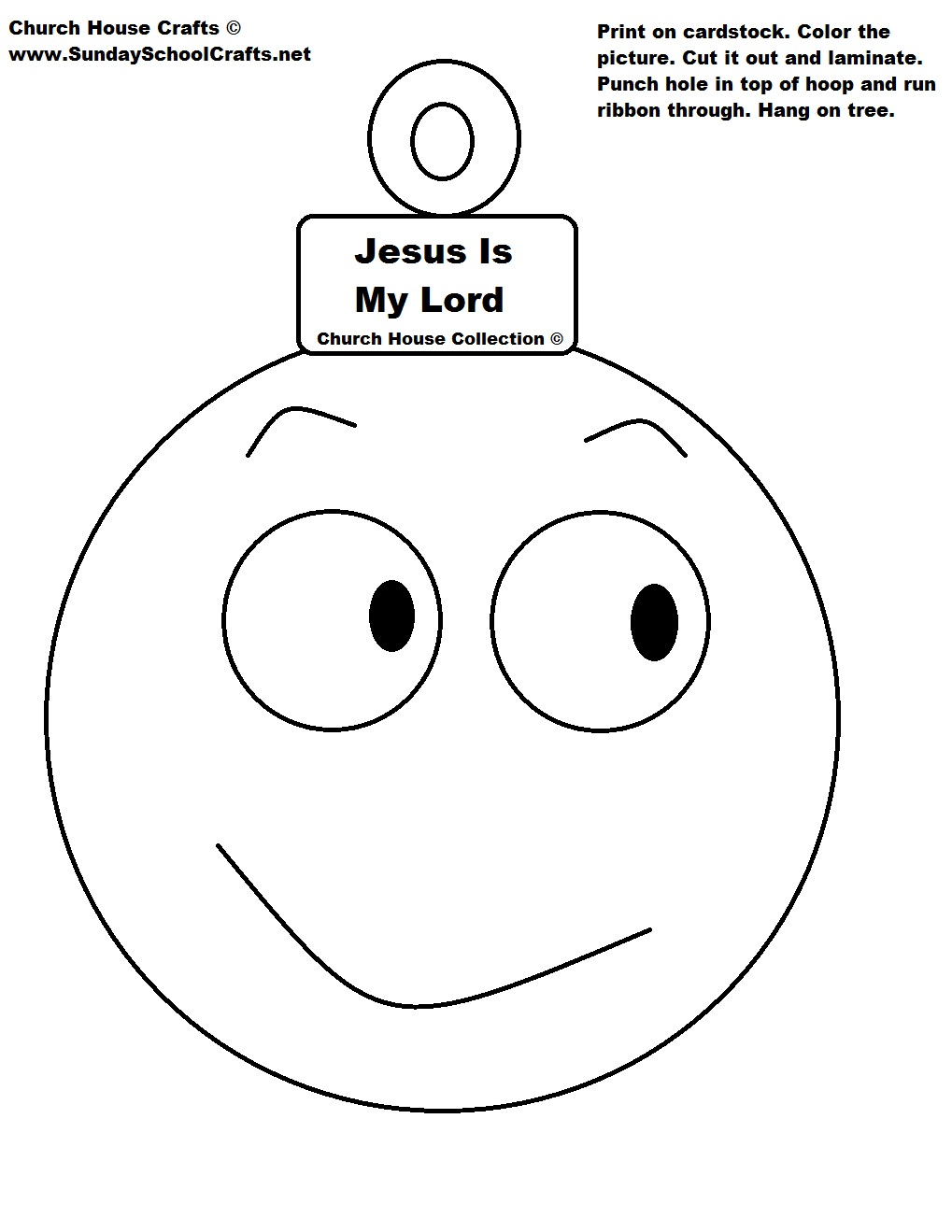 Church house collection blog printable christmas ornament cutouts you might also like christmas crafts christmas lessons happy birthday jesus coloring pages happy birthday jesus lesson snowman lesson pronofoot35fo Image collections