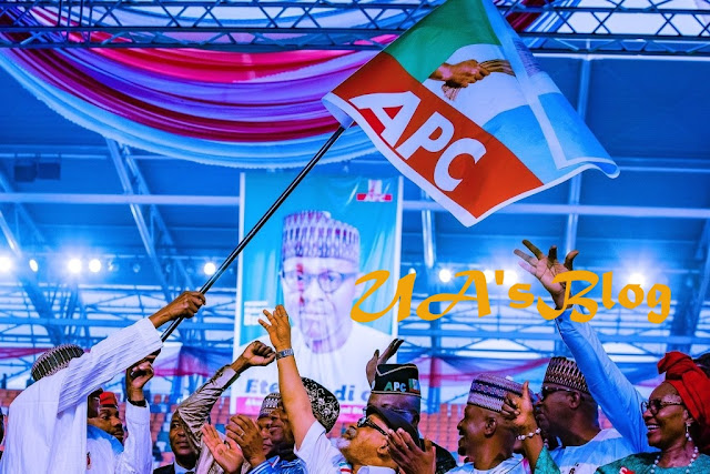 APC Governors Absent As Buhari, Tinubu Attend Inaugural Campaign Council Meeting