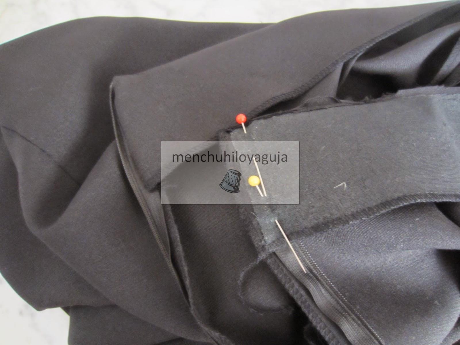 CosturaCómo Un De Pantalón Cintura Patrones Alta Hacer 3q54jRAL