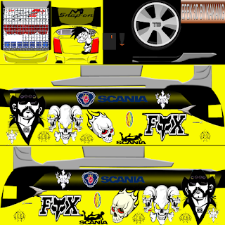 Download Livery Bus FIX
