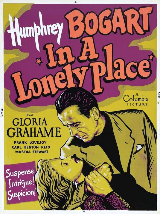 In a Lonely Place (Tehlike İşareti,1950)