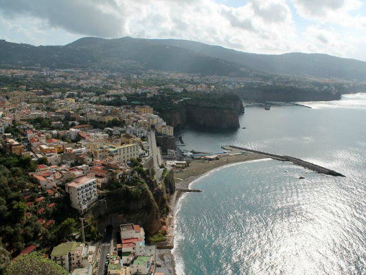 Travel Tuesday: Sorrento + Capri