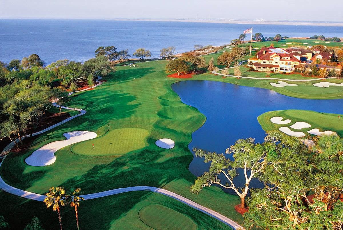 Lodge at Sea Island Golf Club, Georgia
