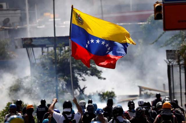 En Venezuela no se ha perdido la esperanza… Estas FOTOS lo demuestran