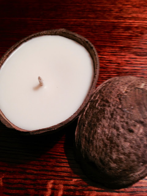 candle-inside-a-cocount-shell