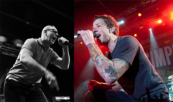 "Simple Plan covers Bad Religion's ""American Jesus"""