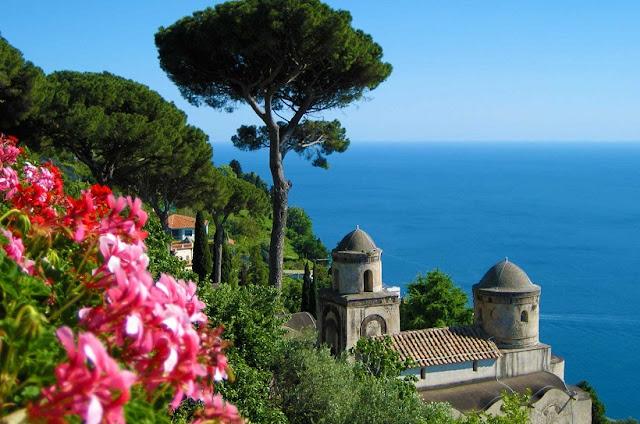 Ravello na Costa Amalfitana