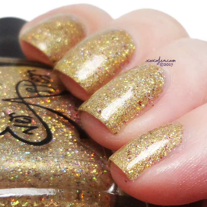 xoxoJen's swatch of Ever After Razzle Dazzle Them