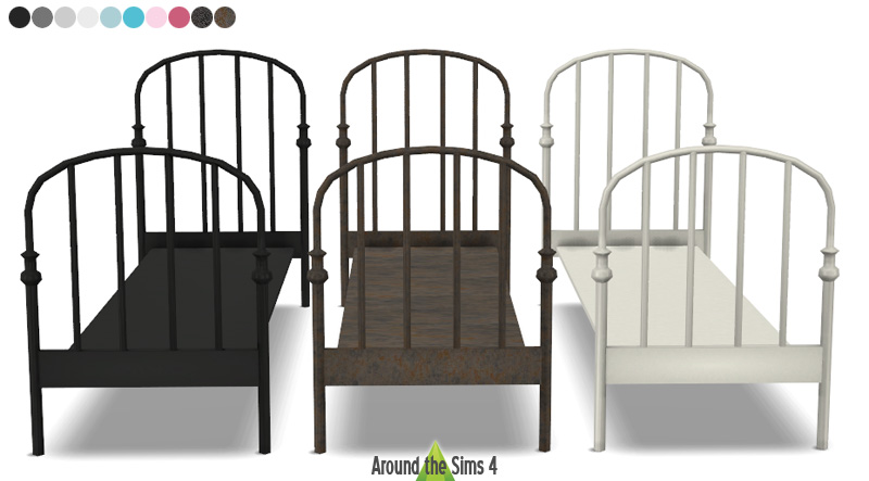 My Sims 4 Blog Ikea Bedroom Set With 28 Variations By