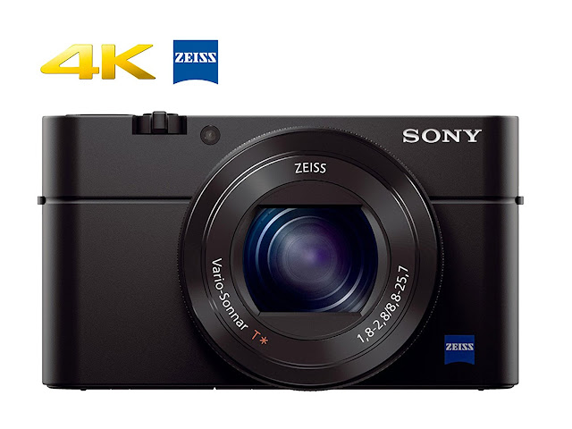 Sony Cyber-Shot DSC-RX100 IV 20.1 MP Digital Still Camera - INR 105944