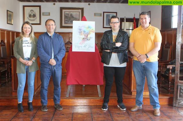 Presentado el cartel de Las Fiestas Trienales de La Bajada de La Virgen del Pino 2018