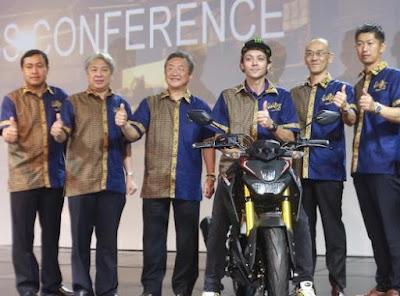 Empat Jagoan Yamaha dari Empat Negara Raksasa