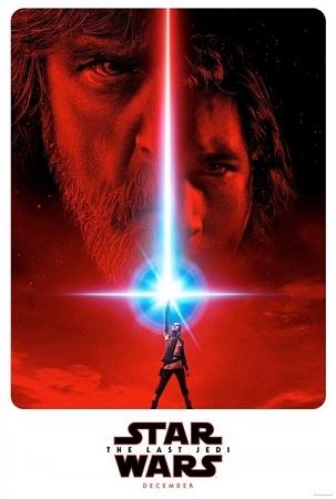Film Star Wars: The Last Jedi 2017
