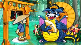 لعبة Mah Jong Quest