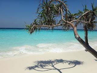 Maluku, Menikmati Pulau Pombo Yang Eksotis