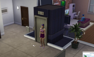 Woohoo Sims  Can T Enter Bed
