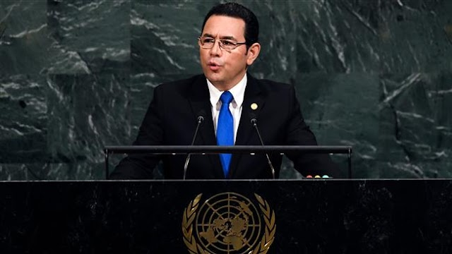 Guatemala becomes first country to move embassy to Jerusalem al-Quds after US