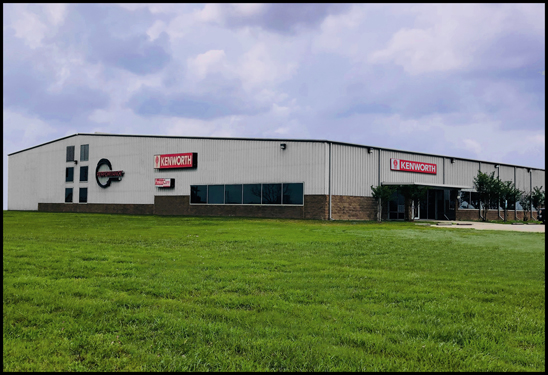 New Performance Kenworth Truck Facility in Victoria, Texas