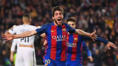 Sergi Roberto Siap Di Bajak Real Madrid Dari Barcelona