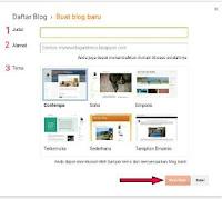 Cara Mengganti Judul Blog dengan Gambar logo Tutorial Blogger Blogspot Lengkap dari Nol Untuk Pemula 2019