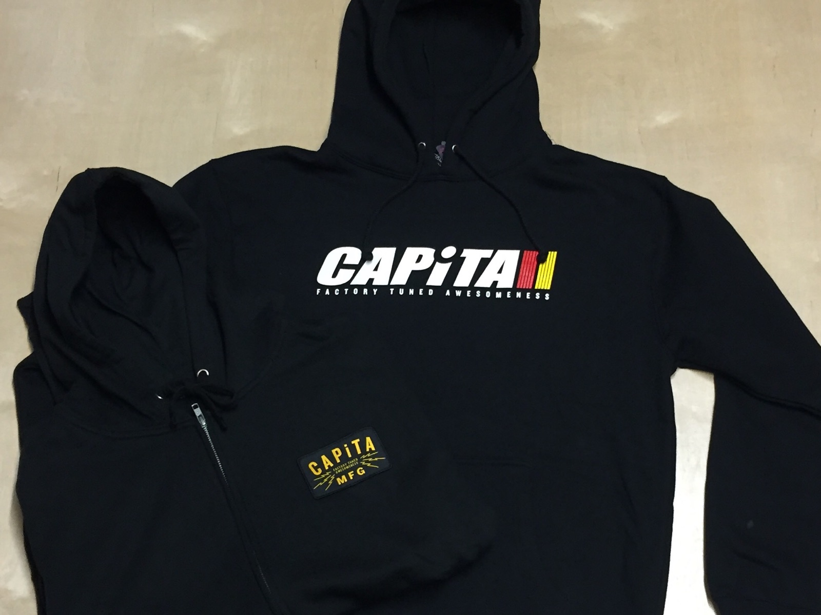 Capita hoodie