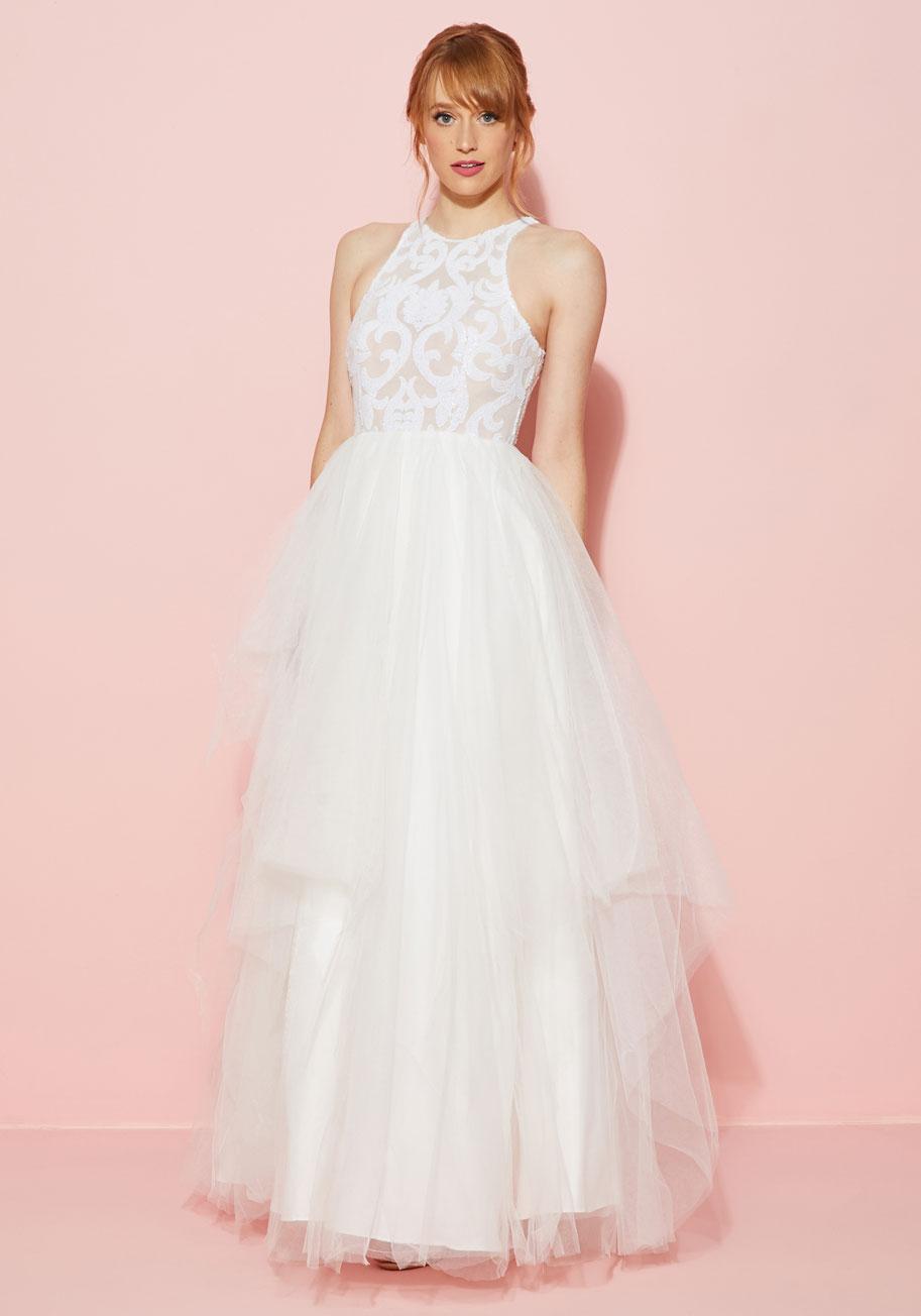 Elope Wedding Dress 69 Vintage A Glimmer of Elope