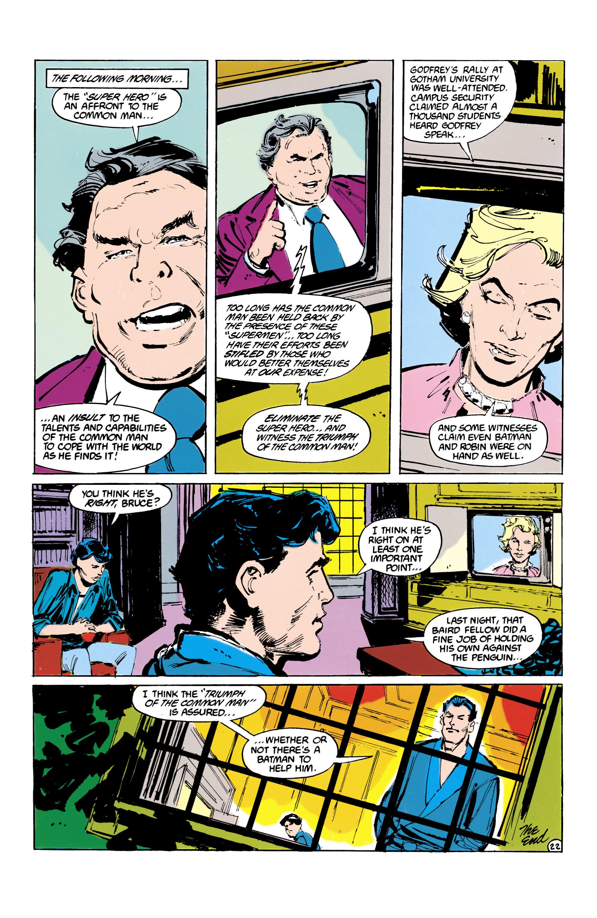 Detective Comics (1937) 568 Page 22