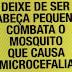 Campanha publicitária contra Aedes aegypti gera polêmica e desconforto entre internautas