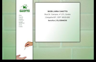 Imobiliária Gaiotto Cerquilho