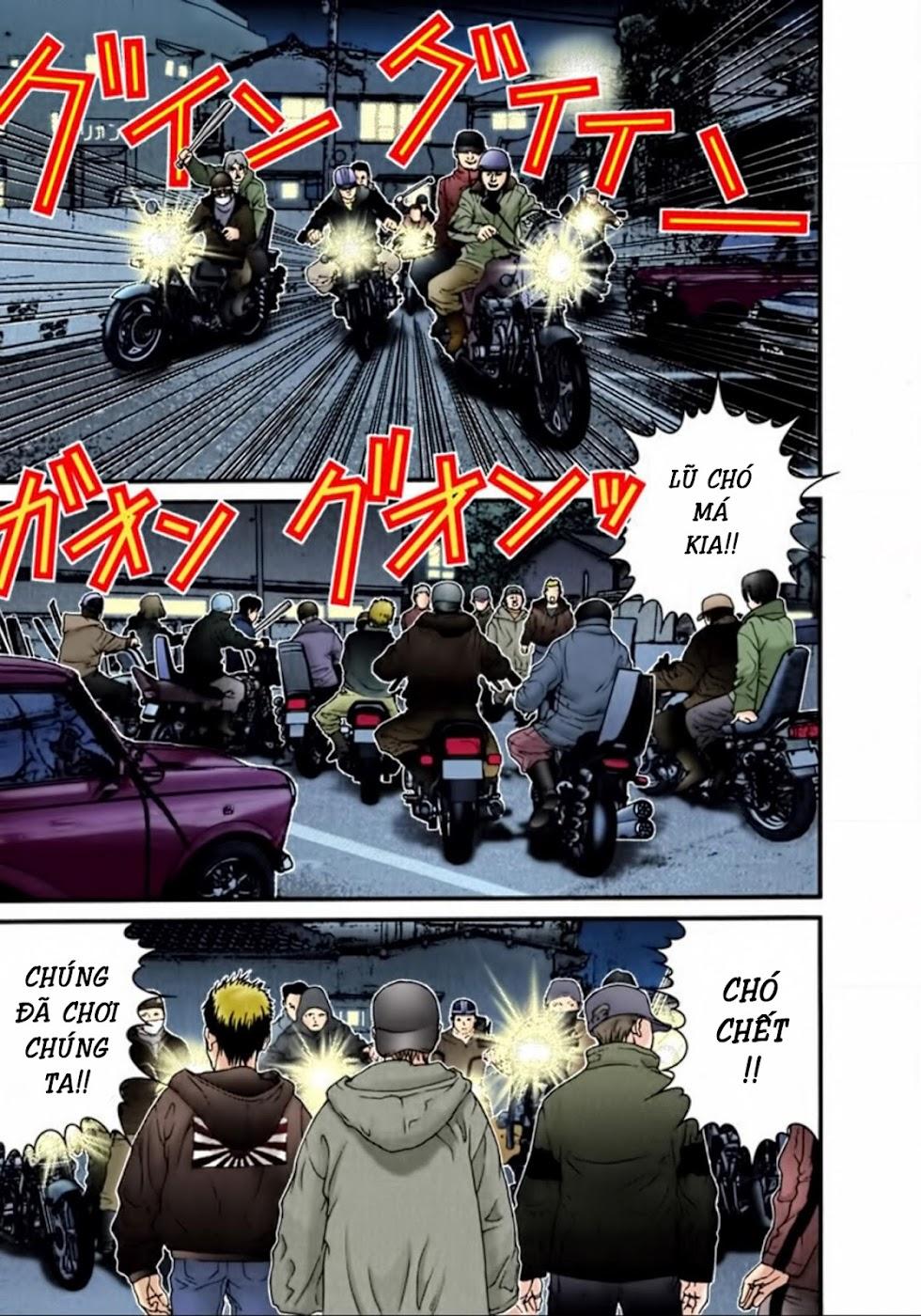 Gantz Chap 29: Zoku trang 11