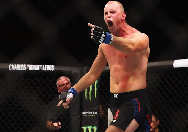 UFC Prague Stefan Struve def. Marcos Rogerio de Lima
