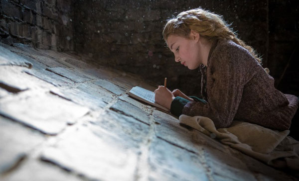 Review: THE BOOK THIEF (2013)