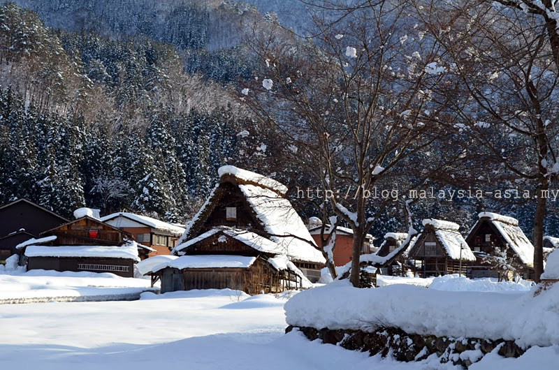 Village of Shirakawa-Go
