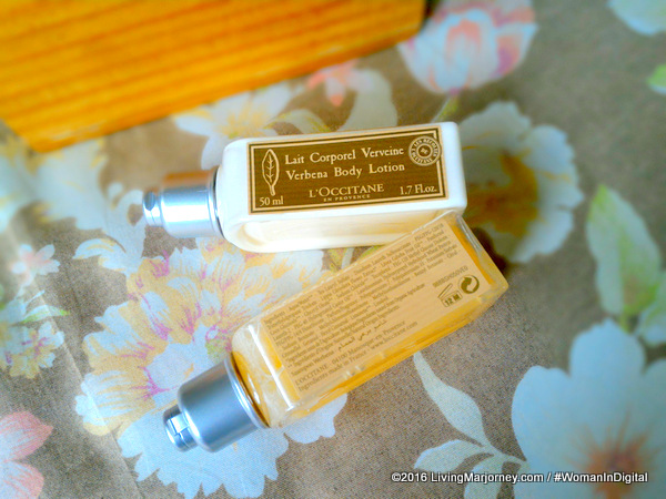 L'Occitane Verbena Bath Collection Review