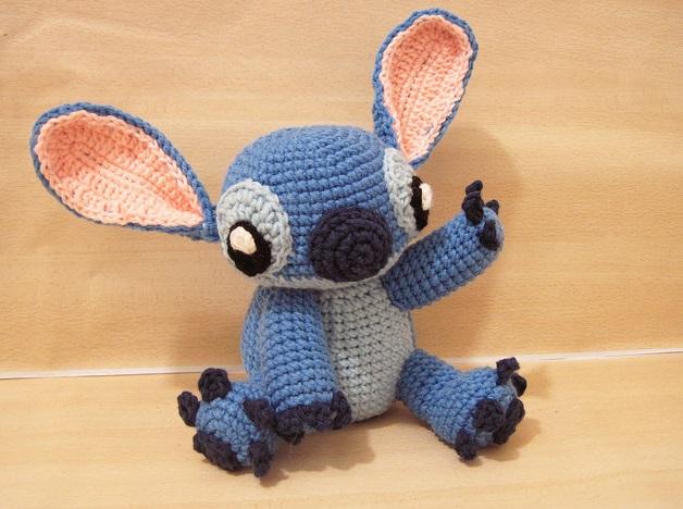 Amigurumi Disney Patrones Gratis : Patrones Amigurumi Gratis: ?Stitch!