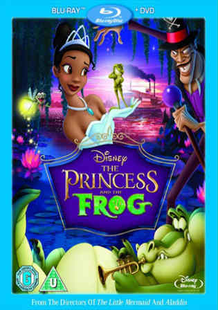 The Princess and the Frog 2009 BRRip 850MB Hindi Dual Audio 720p Watch Online Full Movie Download bolly4u