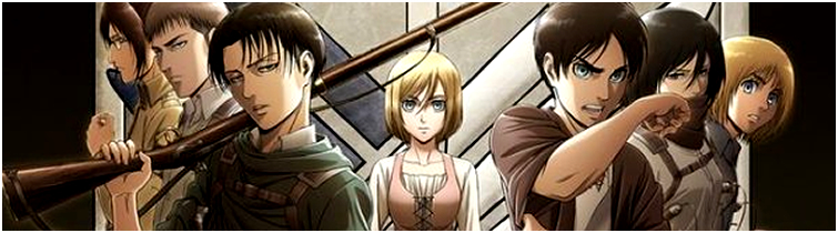 Shingeki no Kyojin 3º Temporada: Trailer e Data de Estréia !