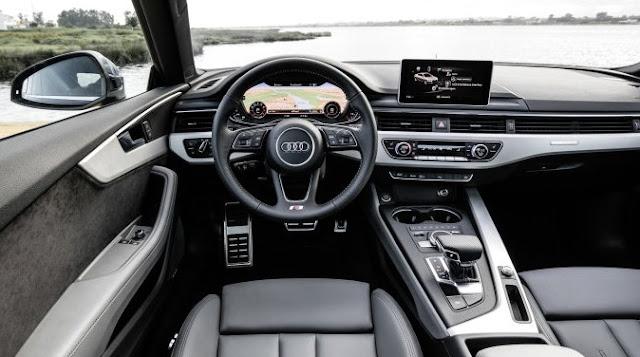 2017 Audi A5 Specs