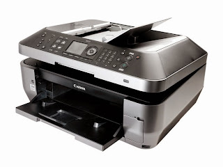 s inkjet inward alongside no reservations ones are all that much transformative items Canon PIXMA MX870 Driver Download