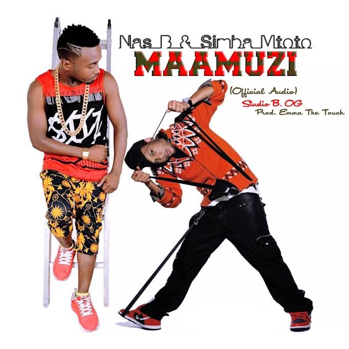 DOWNLOAD: Nas B & Simba Mtoto - MAAMUZI