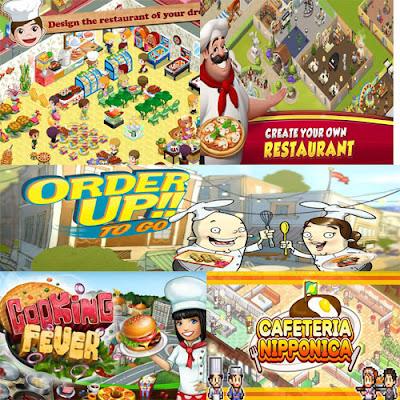 game simulasi restoran