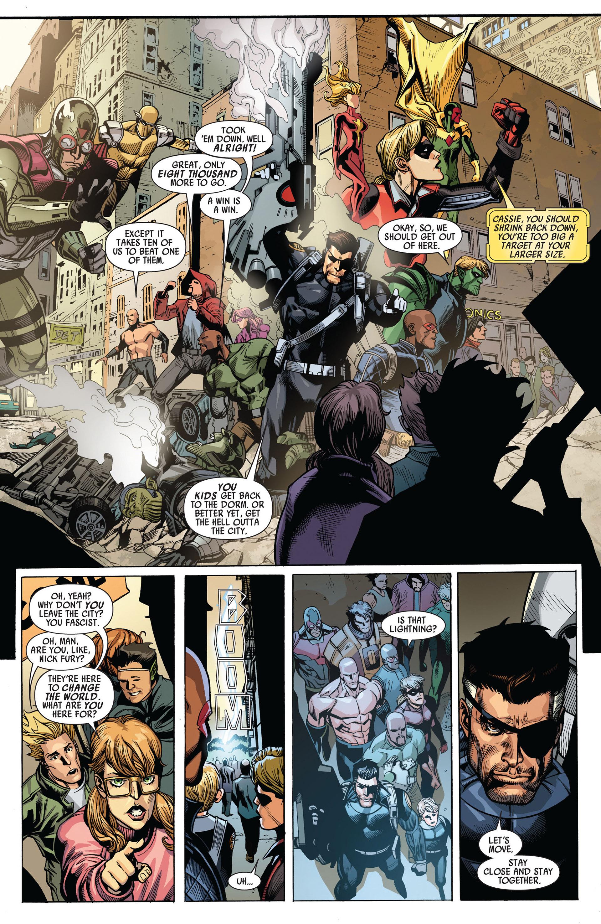 Read online Secret Invasion comic -  Issue #6 - 15